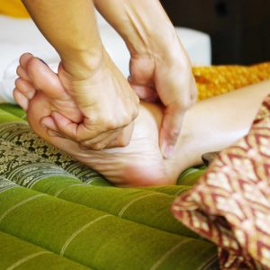Oriental Foot Massage Reflexology