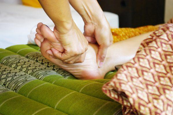 Oriental Foot Massage Reflexology